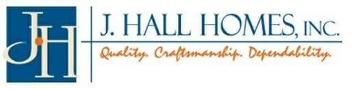 J. Hall Homes Logo